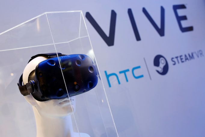 HTC's Vive business is now run by a new subsidiary