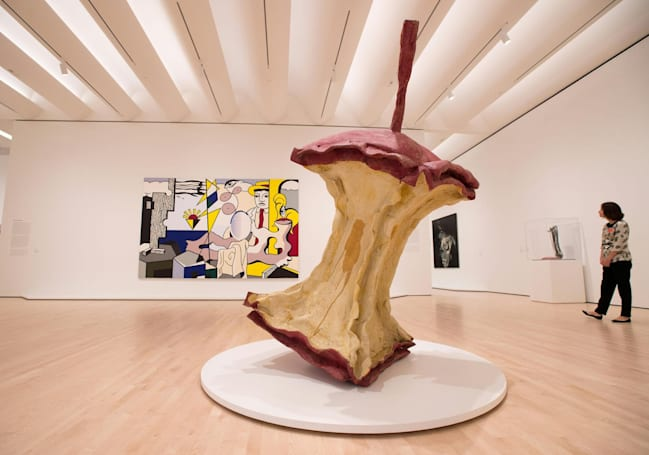 San Francisco's MOMA texts modern art to suit your mood