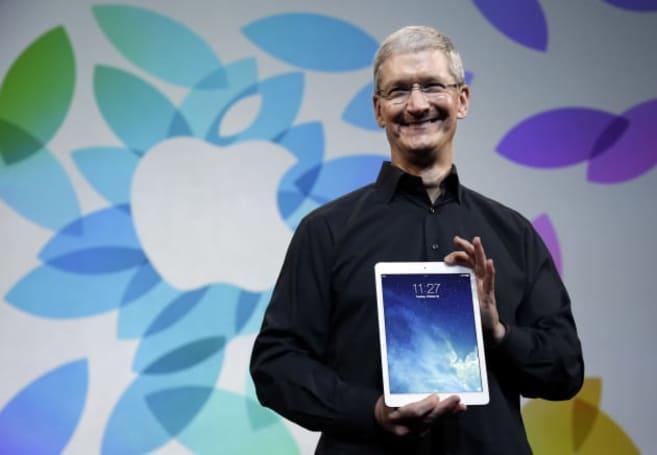新 iPad 可能會在 10 月 16 號公佈