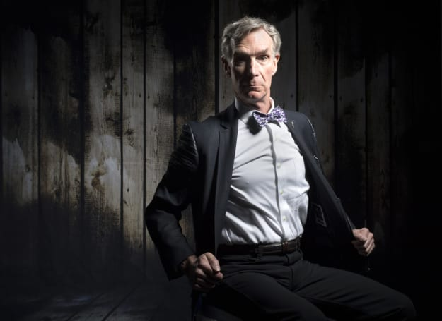 Bill Nye will be back on Netflix to save the world with science