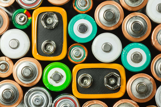 Researchers made a battery out of trash