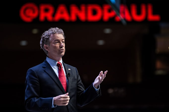 Rand Paul will livestream an entire day from his presidential campaign