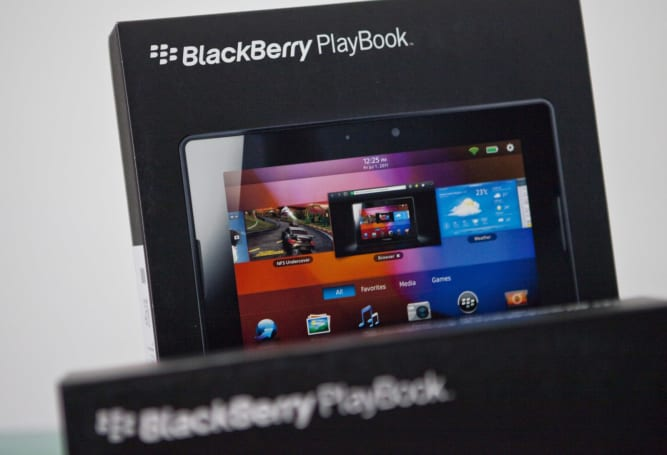 Expect to see BlackBerry's name (and tech) on more devices