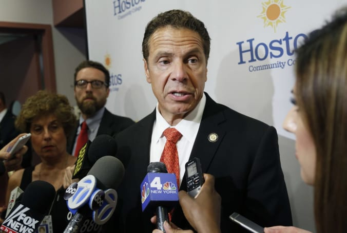 New York Governor bans sex offenders from 'Pokémon Go'