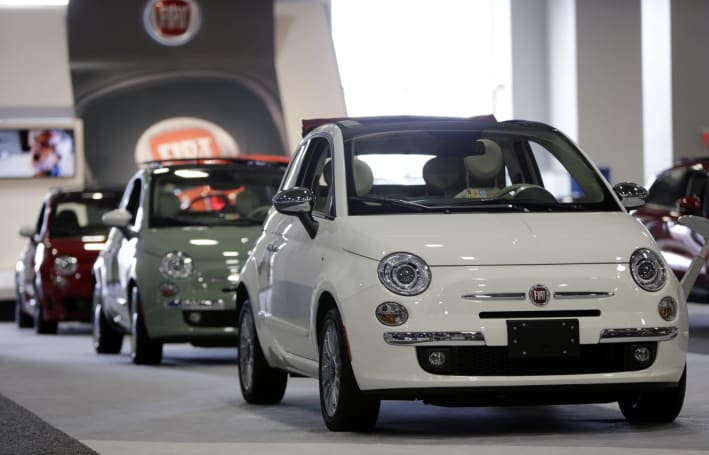 Amazon will let Italians buy Fiat cars with a click