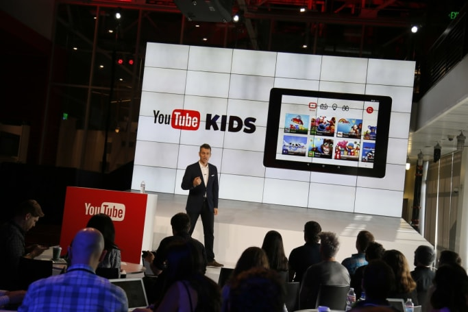 YouTube Kids entertains children outside of the US