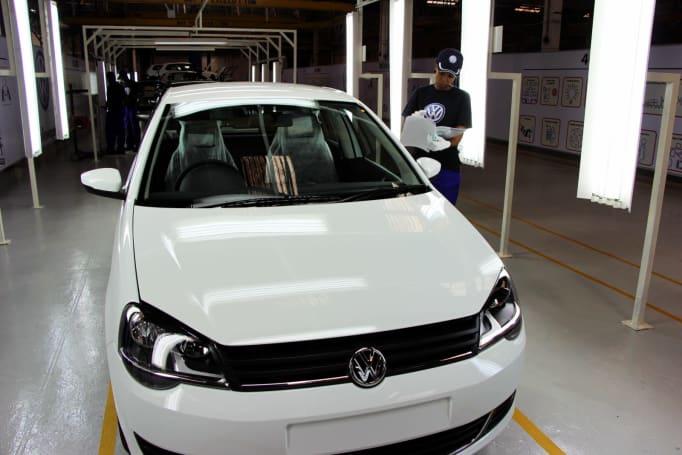 Volkswagen is starting a ride-hailing service in Rwanda
