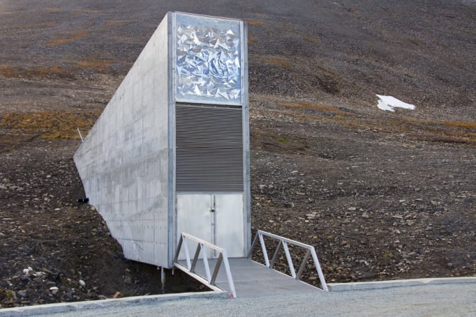 Doomsday seed vault upgrade protects against a warming Arctic
