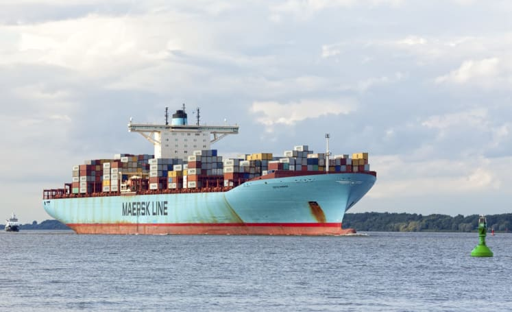 Shipping giant tests IBM's blockchain tech to track cargo