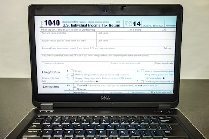 Thieves steal tax data for 100,000 from an IRS website
