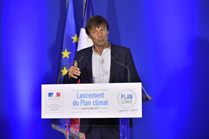 France plans to ban fossil-fuel-powered cars by 2040