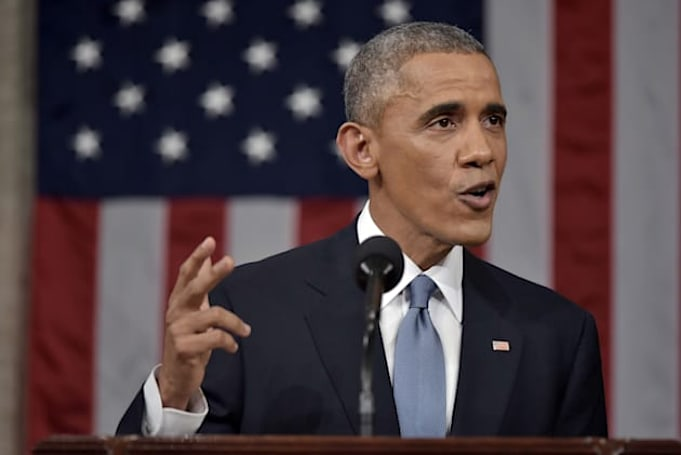 Obama pledges to 'protect a free and open internet,' tackle climate change
