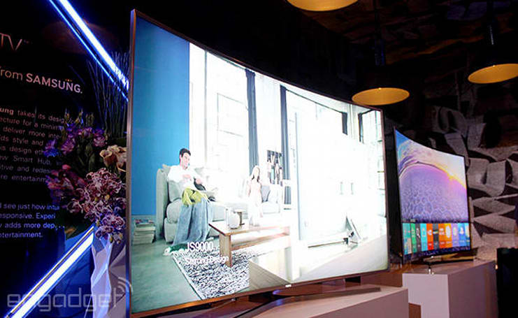Samsung's latest flagship 4K TV starts at $6,500