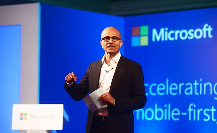 Microsoft inks a patent and software deal with Lenovo
