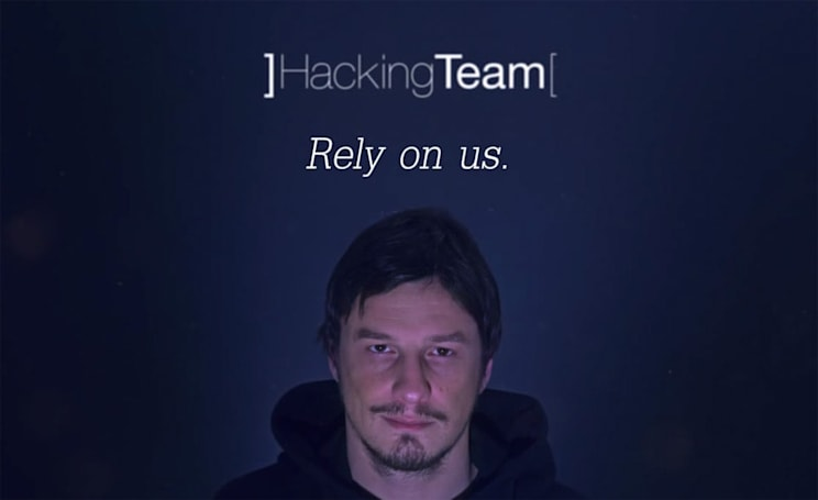 Hacking Team boss thinks that he runs 'the good guys'