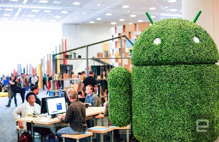 Android doesn't infringe on Oracle copyrights, jury finds
