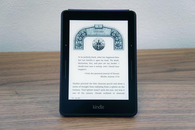 華爾街日報:新款 Kindle 將配備充電保護套