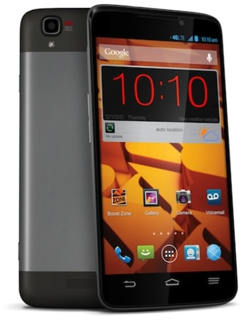 ZTE's Iconic Phablet comes to Boost Mobile as the Max, available today for $300