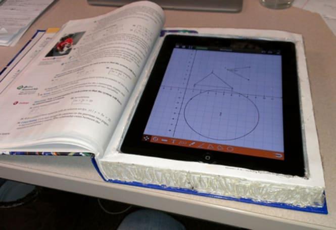iPad: The ultimate textbook