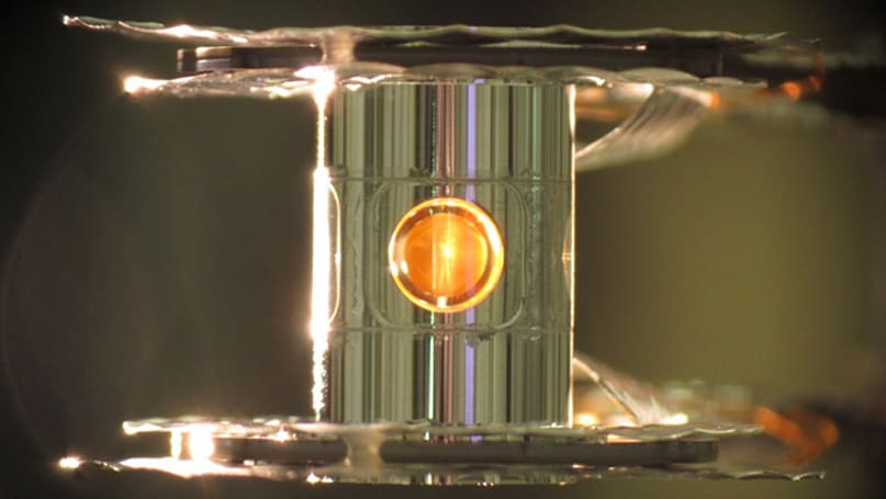 Scientists get meaningful energy from laser-based nuclear fusion