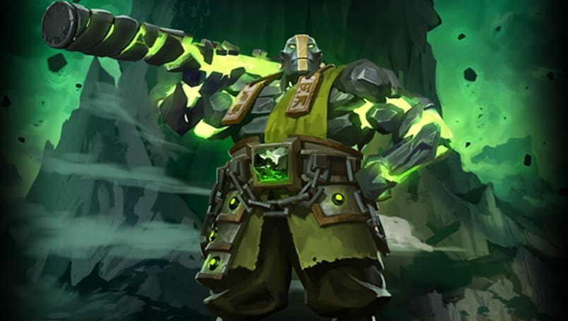 Dota 2 gets new heroes, crafting, and Diretide