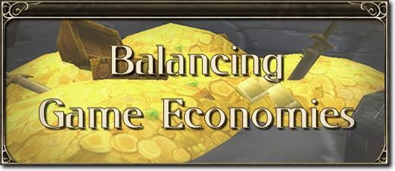 MMO Mechanics: Balancing game economies