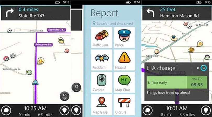最新 Windows Phone 8 版 Waze 改善了電池用量