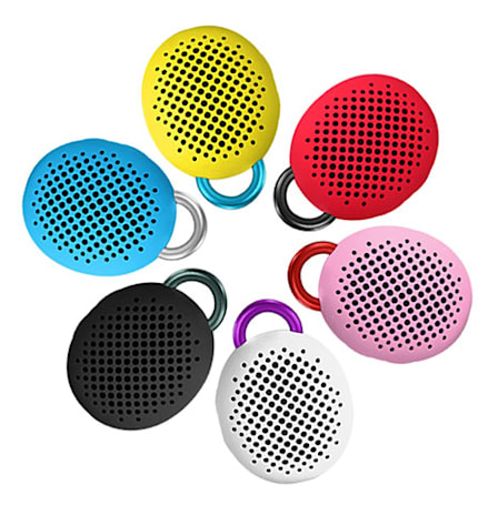 Divoom Bluetune-Bean is a handy portable speaker