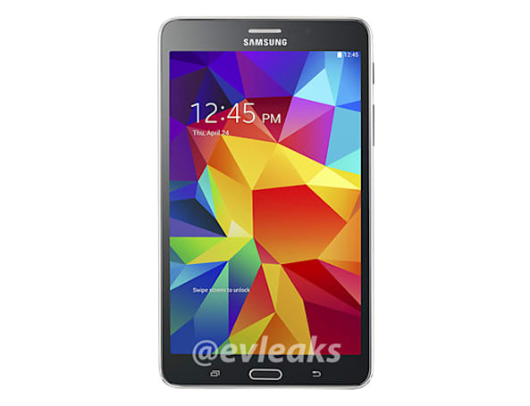 Samsung Galaxy Tab 4 range inbound, likely with thinner bezels and upgraded displays