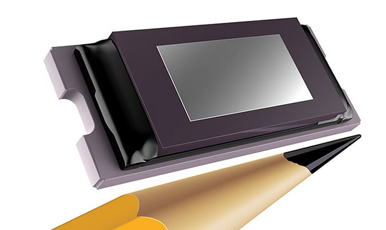 Texas Instruments 將 HD DLP Pico 投影晶片縮小至約 0.3 吋