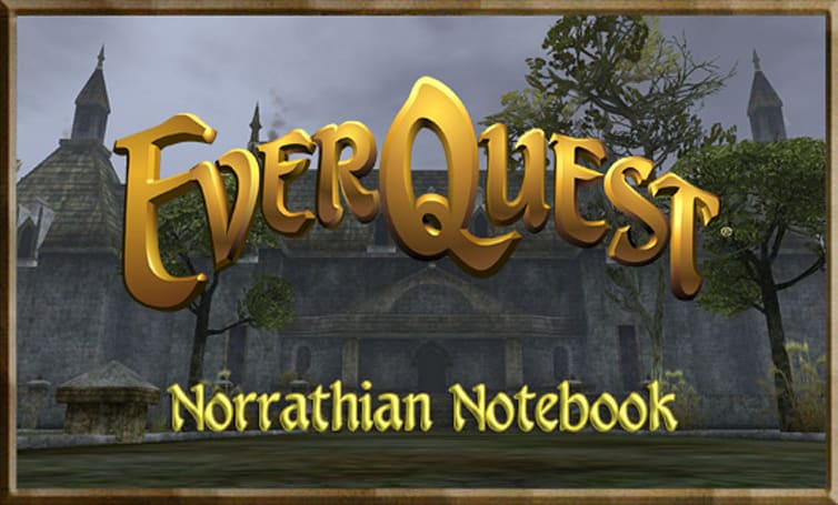 Norrathian Notebook: The EverQuest franchise through the ages