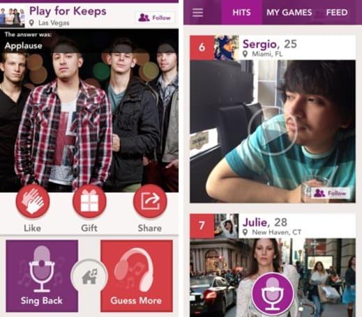 Just Sing It update polishes the best social karaoke app for singers, fans