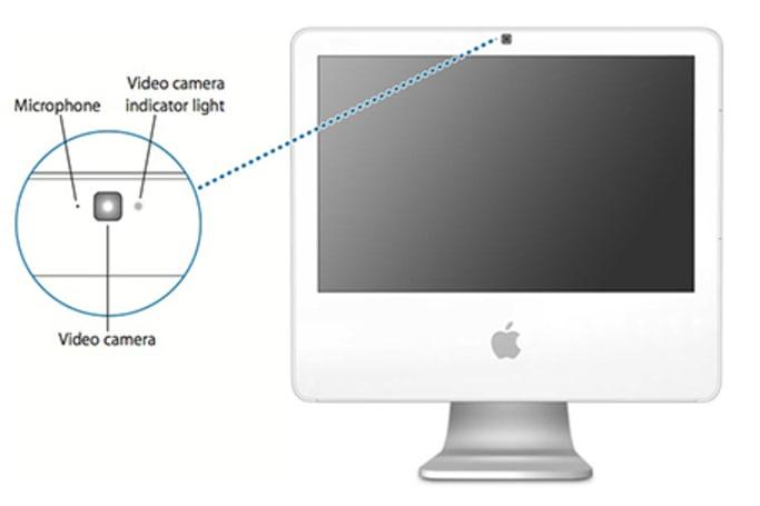 Researchers find a way into MacBook cameras