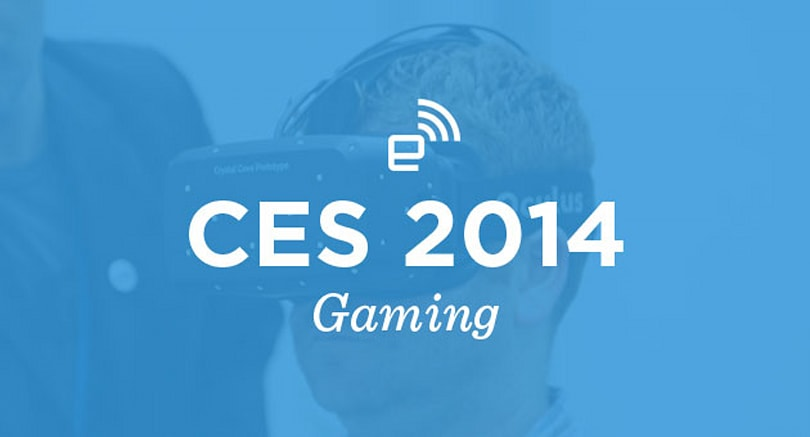 CES 2014: Gaming roundup