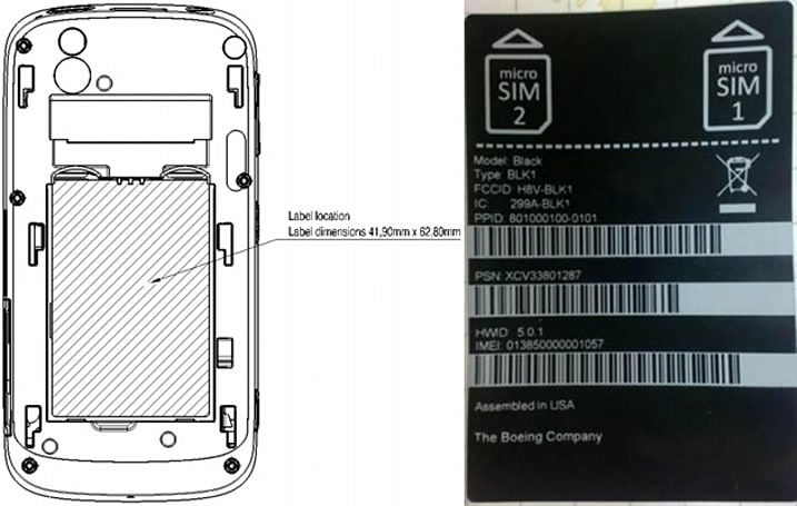 Boeing's extra-secure smartphone finally reaches the FCC (updated)