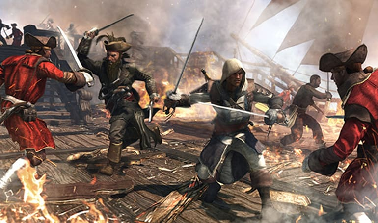 Report: Ubisoft surveys players about non-Assassin's Creed pirate game