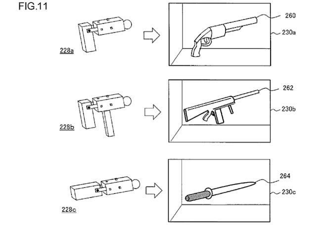 索尼新专利让你可以改造 PlayStation Move 控制器的外形