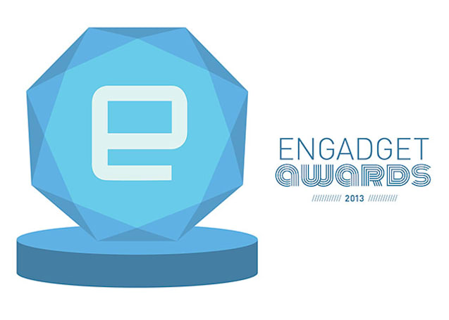 The winners of the 2013 Engadget Awards -- Editors' Choice