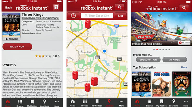 Verizon's Redbox Instant now supports AirPlay streaming