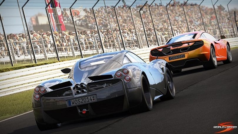 Need for Speed: Shift dev's next game is PC racing MMO World of Speed
