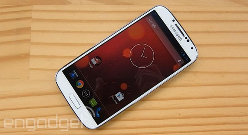 Reported Google deal could see Samsung deliver cleaner Android, less bloat