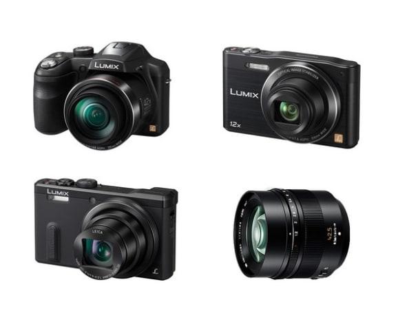 Panasonic 推出 4 款消费型相机及 Leica DG Nocticron 42.5mm f/1.2 ASPH 镜头