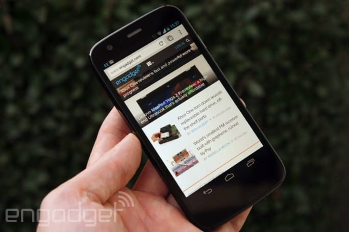 The Moto G lands on US Cellular for $99 sans contract