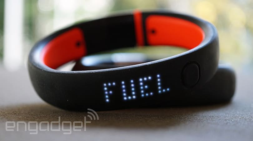 NikeFuel integration is coming to MyFitnessPal, RunKeeper and Strava