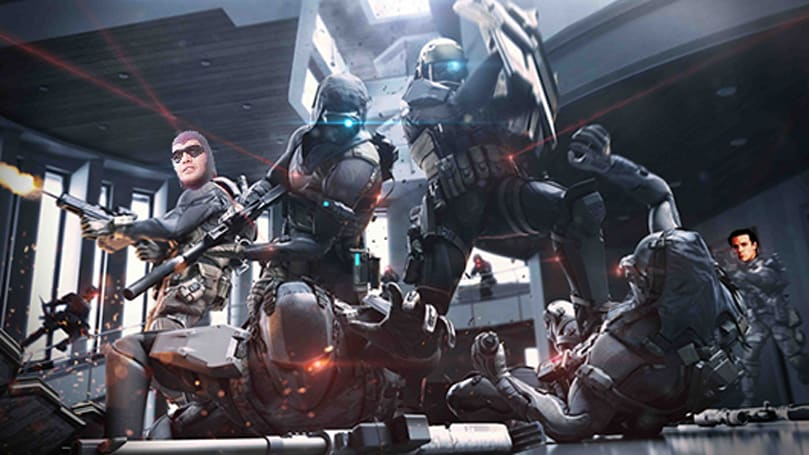 Ghost Recon Online gets a new title, April Steam release