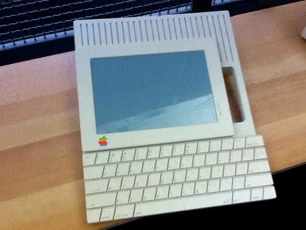 This Apple portable desktop prototype would make you the ultimate hipster at Starbucks
