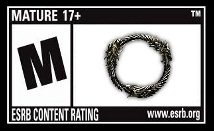 The Elder Scrolls Online receives Mature rating