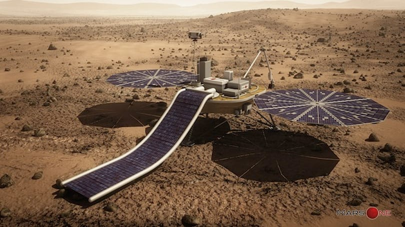 Mars One to send unmanned probe to Mars, broadcast mission live on earth in 2018