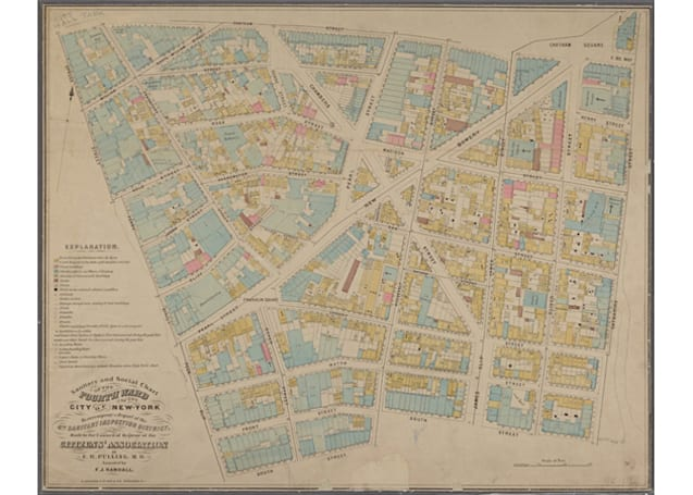 New York Public Library now lets you use 20,000 historical maps for free