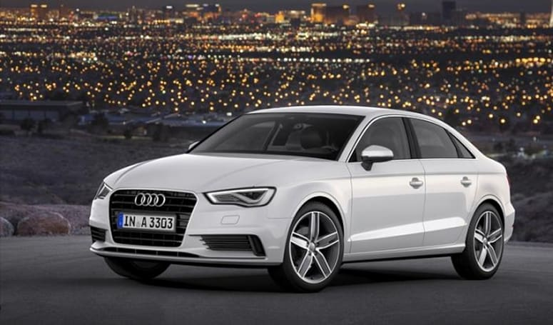 Audi's in-car LTE starts at $99 for six months of service and 5GB of data